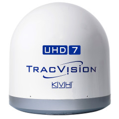 KVH TracVision UHD7 Empty Dummy Dome Assembly [01-0290-03SL]