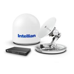 Intellian v60E 65cm Ku-band Maritime VSAT Antenna System - 6W Single Buc Single Cable - Lightweight [VE-60-E1YN]