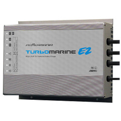 Powermania Turbo M315E2 15 Amp 3-Bank 12VDC Waterproof Charger [57206]