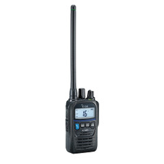 Icom M85UL Ultra Compact Intrinsically Safe Handheld VHF Marine Radio w\/5W Power Output [M85UL]