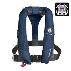 Crewsaver Crewfit 35 Sport USCG Automatic Life Jacket - Navy Blue [904054]
