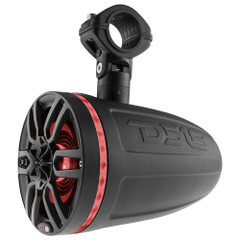 "DS18 Hydro 6.5"" Neodymium Wakeboard Speakers w\/1"" Driver and RGB LED Lights - 450W - Black [NXL-X6TPNEO\/BK]"