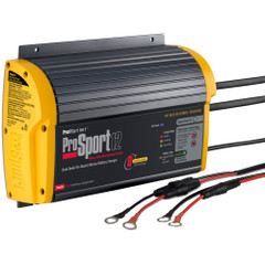 ProMariner ProSport 12 Gen 3 Heavy Duty On-Board Marine Battery Charger - 12 Amp - 2 Bank [43012]
