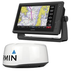 Garmin GPSMAP 942xs Display w\/GMR 18 HD+ Radar Bundle [010-01739-53]