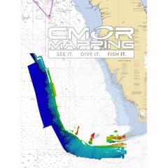 Furuno CMOR Mapping Southwest Florida f\/TZT2  TZT3 [MM3-WAR-BAT-07]