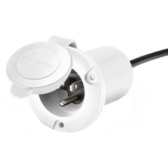 ProMariner Universal AC Plug - White [51310]