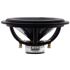 "DC GOLD AUDIO W10R Reference 10"" Subwoofers (Pair) - Black - 10 OHM Parallel [W10R-PAIR-BLACK]"