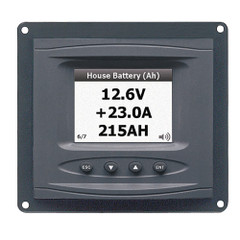 BEP Panel Mounted DC Systems Monitor [80-600-0027-00]