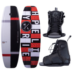 Hyperlite Motive Wakeboard 119cm w\/Remix Boot - Junior - 2021 Edition [20282374]