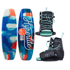 Hyperlite Divine Wakeboard 119cm w\/Jinx Boot - Junior - 2021 Edition [20294332]