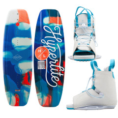 Hyperlite Divine Wakeboard 134cm w\/Allure Boot - 2021 Edition [20296344]