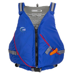 MTI Journey Life Jacket w\/Pocket - Blue - Medium\/Large [MV711P-M\/L-131]
