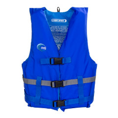 MTI Livery Sport Life Jacket - Blue - Medium\/Large [MV701D-M\/L-131]