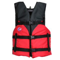 MTI Day Tripper Life Jacket - Red [MV602B-4]
