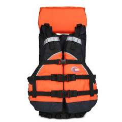 MTI Explorer V Rafting Life Jacket - Orange [MV908A-2]