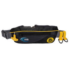 MTI SUP Inflatable Safety Belt - Manual - Black\/Grey [MD401M-806]