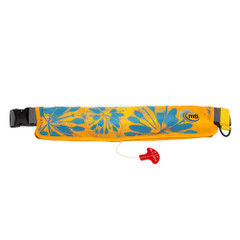 MTI 16G Inflatable Belt Pack - Manual - Mango\/Cyan [MD401S-204]
