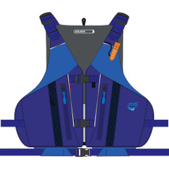 MTI Solaris Life Jacket - Blue - X-Small\/Small [MV807N-XS\/X-131]