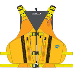 MTI Solaris Life Jacket - Mango - Medium\/Large [MV807N-M\/L-201]
