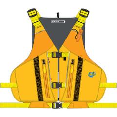 MTI Solaris Life Jacket - Mango - X-Large\/XX-Large [MV807N-XL\/2XL-201]