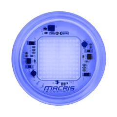 Macris Industries MIU Round Underwater Series Size 10 (18W) - Royal Blue [MIUR10RB]