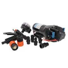 Jabsco HotShot HD4 Heavy Duty Washdown Pump - 24V - 4 GPM - 60 PSI [Q402J-118N-3A]