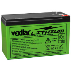 Vexilar 12V Lithium Ion Battery [V-100L]