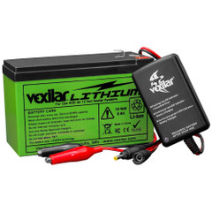 Vexilar 12V Lithium Ion Battery  Charger [V-120L]