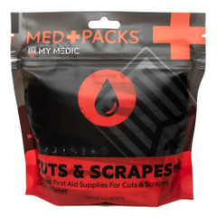 MyMedic Cuts  Scrapes MedPack [MM-MD+PK-BLD-C&S]