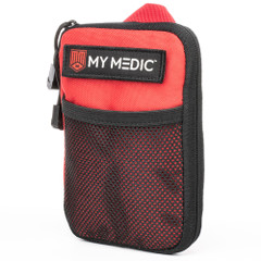 MyMedic Solo First Aid Kit - Advanced - Red [MM-KIT-U-SML-RED-ADV]
