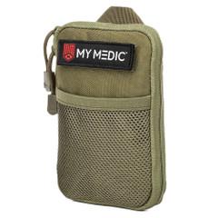 MyMedic Solo First Aid Kit - Advanced - Green [MM-KIT-U-SML-GRN-ADV]