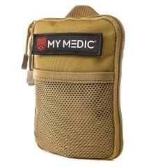 MyMedic Solo First Aid Kit - Advanced - Coyote [MM-KIT-U-SML-CYO-ADV]