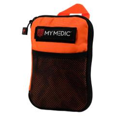 MyMedic Solo First Aid Kit - Advanced - Orange [MM-KIT-U-SML-ORG-ADV]