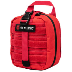 MyMedic MyFAK First Aid Kit - Basic - Red [MM-KIT-U-MED-RED-BSC]
