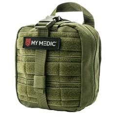 MyMedic MyFAK First Aid Kit - Basic - Green [MM-KIT-U-MED-GRN-BSC]