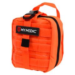 MyMedic MyFAK First Aid Kit - Basic - Orange [MM-KIT-U-MED-ORG-BSC]
