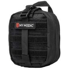 MyMedic MyFAK First Aid Kit - Advanced - Black [MM-KIT-U-MED-BLK-ADV]