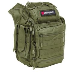 MyMedic Recon First Aid Kit - Basic - Green [MM-KIT-U-LG-GRN-BSC]