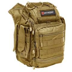 MyMedic Recon First Aid Kit - Basic - Coyote [MM-KIT-U-LG-CYO-BSC]