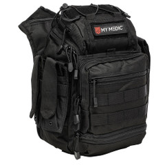 MyMedic Recon First Aid Kit - Advanced - Black [MM-KIT-U-LG-BLK-ADV]