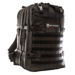 MyMedic Medic First Aid Kit - Basic - Black [MM-KIT-U-XL-BLK-BSC]