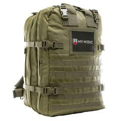 MyMedic Medic First Aid Kit - Basic - Green [MM-KIT-U-XL-GRN-BSC]