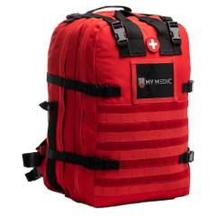 MyMedic Medic First Aid Kit - Advanced - Red [MM-KIT-U-XL-RED-ADV]