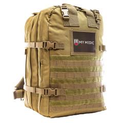 MyMedic Medic First Aid Kit - Advanced - Coyote [MM-KIT-U-XL-COY-ADV]