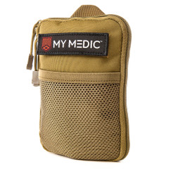 MyMedic Range Medic First Aid Kit - Basic - Coyote [MM-KIT-S-RNGMED-CYO-BSC]