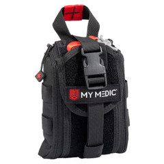 MyMedic Range Medic First Aid Kit - Advanced - Black [MM-KIT-S-RNGMED-BLK-ADV]