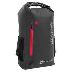 MyMedic 10 Essentials First Aid Kit - Black [MM-SPL-KIT-10-ESS-EA]