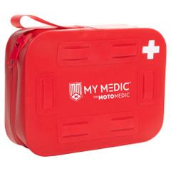 MyMedic Moto Medic Stormproof First Aid Kit - Red [MM-KIT-SPL-MOTO-STRM-PRF-RED]