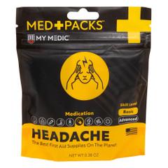MyMedic Headache MedPack [MM-KIT-S-MD-PK-HD-AC-EA]