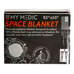 MyMedic Survival Rescue Blanket [MM-BLKT-OUT+DOOR-EA]